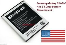New Samsung EB425161LU 3.8V Battery for Galaxy S3 Mini Galaxy Ace 2 S Duos