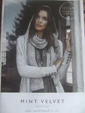 MINT VELVET CLOTHING CATALOGUE WINTER 2013