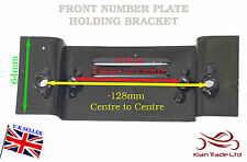 ROYAL ENFIELD FRONT NUMBER PLATE HOLDING BRACKET