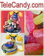 TeleCandy .com Sweet Blast Off Mouth Flavors Toy Starburst Sweets Space URL