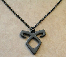 NEW The MORTAL INSTRUMENTS: City Of Bones ANGELIC POWER RUNE Necklace Pendant