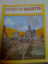 NARROW GAUGE & SHORT LINE GAZETTE  May/June 1996 NG&SLG