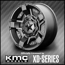 "RC Wheels R/C 17MM WHEEL XD811 ROCKSTAR II KMC WHEELS XD SERIES 3.8"" TMAXX REVO"
