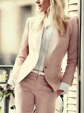 Custom Made Women Ladies Office Business Tuxedos Formal Work Wear Fashion Suits
