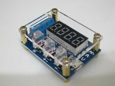 NEW 1.2 V to 12V 18650 Battery Capacity tester protection cover