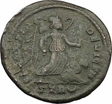 CONSTANTINE I the GREAT RARE Ancient Roman Coin Victory Over SARMATIANS i39125
