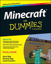 Minecraft For Dummies, Stay, Jesse, New Condition