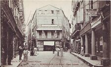 France Perpignan - La Barre - Place Laborie 1919 used not mailed postcard