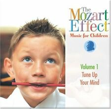 Vol. 1-Tune Up Your Mind - Mozart Effect-Music For Children (1997, CD NIEUW)