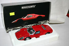 PORCHE 904 CARRERA GTS 1954 ROSSA RED 1:18 MINICHAMPS
