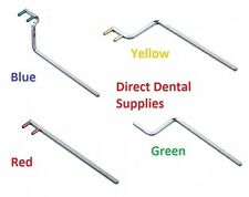 Dental Instruments ,X Ray Holder,Set Of Aiming Metal Bar  Pkt Of 4 Buy 2 Get One
