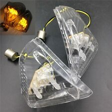 XH Suzuki GSX-R 1000 2005 2006 Motorcycle Clear LED Signal Tail Light Cover