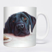 Black Lab Mug - Ceramic - A Great Gift for a Labrador Lover - New - Boxed -71072