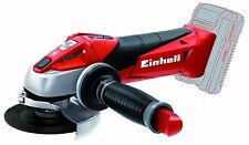 "HEAVY DUTY EINHELL 18V LITHIUM SOLO LI 4.5"" 115mm ANGLE GRINDER BARE UNIT TE-AG"