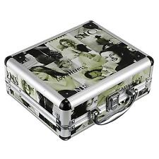 Professional Beauty Nail Tech Eyelash Makeup Cosmetic Box Vanity Case Salon New