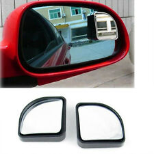 2X Adjustable Side Rearview Blind Spot Rear View Auxiliary Mirror for Car Truck