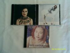 TORI AMOS crucify + winter 4 / 5 track Little earthquakes DEMOS 1992 3 CD's