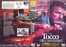 IL TOCCO DELL'ASSASSINO (1989) VHS ORIGINALE 1ª EDIZIONE INEDITA IN HV