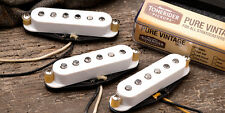 Tonerider Pure Vintage Pickup set for Stratocaster. Free Post!