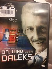 Doctor Who and the Daleks (DVD, 2001)