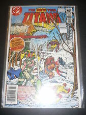 New Teen Titans V.3 #19 Hawkman VF DC Comics May 1982