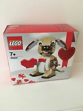 LEGO VALANTINES CUPID DOG 40201