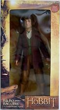 """BILBO BAGGINS The Lord of the Rings Hobbit Movie 1/4 Scale 10"""" Figure Neca 2013"""