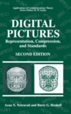 Digital Pictures: Representation, Compression and Standards (Applicati-ExLibrary