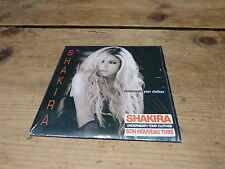 SHAKIRA - UNDERNEATH YOUR CLOTHES !!!!!!!!!! RARE CD FRANCE