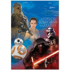 STAR WARS EPISODE 7 LOOT BAGS PACK OF 8 BIRTHDAY PARTY FAVORS