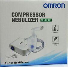 Omron NE-C803 Portable Compressor Nebuliser Adult Kid Medicine Inhaler