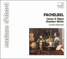 Pachelbel: Canon & Gigue; Chamber Works (CD, Jun-2006, Harmonia Mundi...