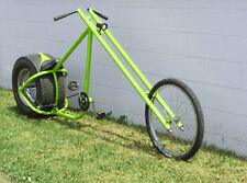 OverKill Bike Chopper DIY PDF Plan