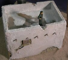 1/35 Scale  North African House - Military model kit