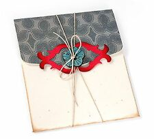 Sizzix Mini Envelope & Heart Bigz L die #658479 Retail $29.99 Retired, SO SWEET!