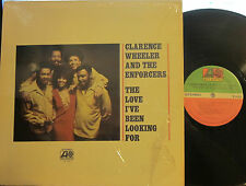 ► Clarence Wheeler and the Enforcers - The Love I've Been Looking for (Atlantic)