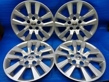"NEW SET Nissan Altima Hubcap Wheel Cover 2013 2014 16"" Cap #53088 FREE SHIPPING"
