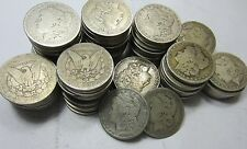 (20) PRE 1921 Morgan Dollar Roll/Lot // Mixed Date // 90% Silver // +BONUS