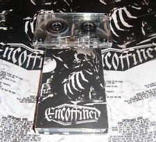 Encoffined - s/t (Arg), MC (Death Metal from South America. NIHILIST, ENTOMBED)