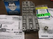 FORD 4R100-E40D TRANSMISSION  REBUILT ACCUMULATOR VALVE BODY SONNAX UPDATED