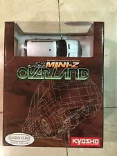 Kyosho Mini-Z OVERLAND BMW X5 Radio Controlled Car MINI RC