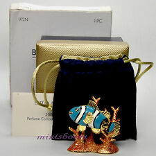 Estee Lauder RADIANT FISH Compact for Solid Perfume 2005 Collection