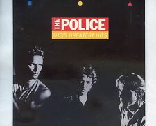 CD THE POLICE their greatest hits HOLLAND 1990 EX