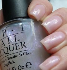 New OPI Femme Cirque *I JUGGLE MEN* Sheer Sparkly Top Coat Nail Polish Lacquer