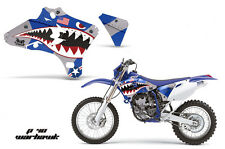 AMR Racing Yamaha YZ 250F/450F Shroud Graphic Kit MX Bike Decals 03-05 WARHAWK U
