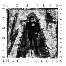 Lou Reed - Magic and Loss - 1992 Sire NEW