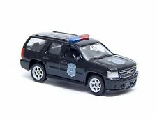 Welly NEX Chevrolet Tahoe American Police SUV 1:60 1:64 No. 52291 3 inch Toy Car