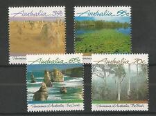 Australia 1988 panorama SG, 1161-1164 u/Mm N/H Lote 1860A