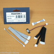 DJI Phantom 3 Part #42 Cable Set(Pro/Adv) -US dealer