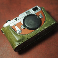 [Arte di mano] half-case for Leica M3 / MP3 'budda ear'(dog ear) model